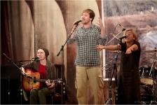 XXX Пущинский фестиваль ансамблей (2012 г.), Ксения Полтева, Павел Фахртдинов и Григорий Донской