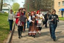 XXVIII Пущинский фестиваль ансамблей (2010 г.)